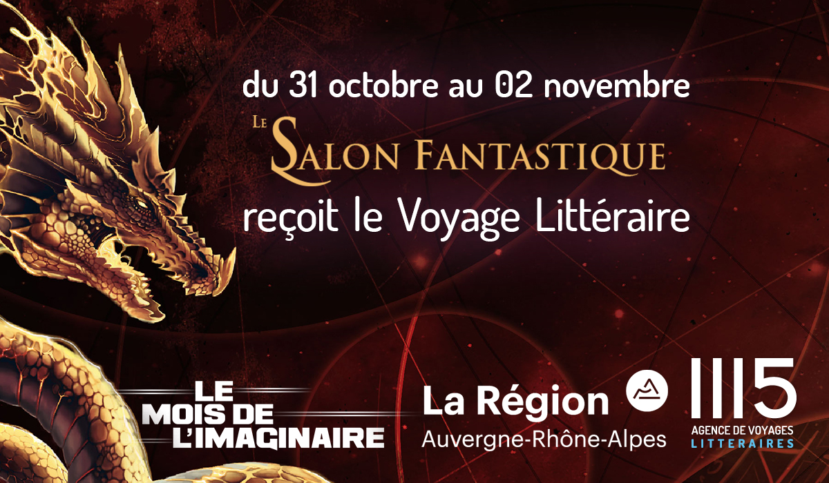 Affiche salon fantastique 2019